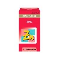ZINC ARKOVITAL 50 CAPS